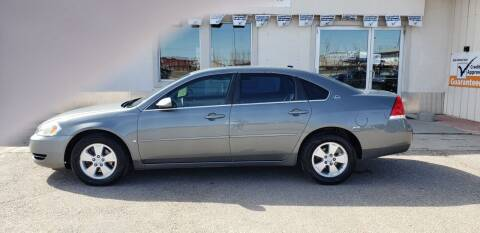 2008 Chevrolet Impala for sale at HomeTown Motors in Gillette WY
