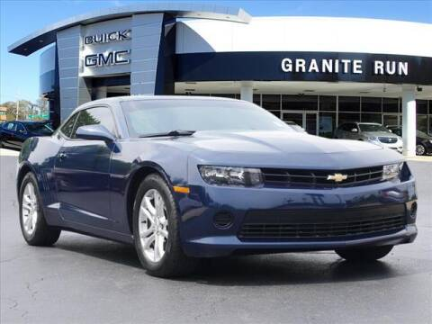 2014 Chevrolet Camaro for sale at GRANITE RUN PRE OWNED CAR AND TRUCK OUTLET in Media PA
