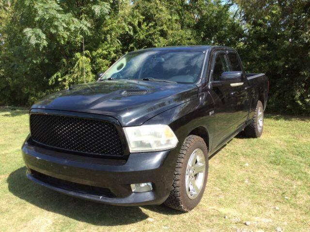2011 RAM Ram Pickup 1500 for sale at Allen Motor Co in Dallas TX