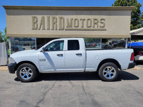 2015 RAM Ram Pickup 1500 for sale at BAIRD MOTORS in Clearfield UT