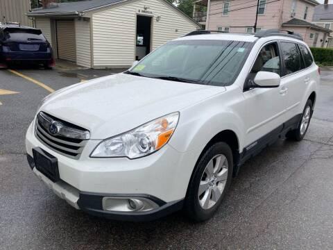 2012 Subaru Outback for sale at Broadway Motoring Inc. in Arlington MA