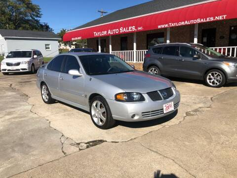 2006 Nissan Sentra for sale at Taylor Auto Sales Inc in Lyman SC