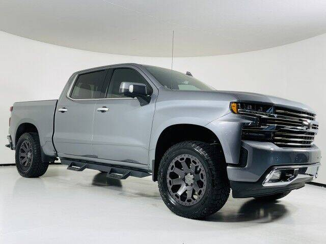 2021 Chevrolet Silverado 1500 for sale at Luxury Auto Collection in Scottsdale AZ
