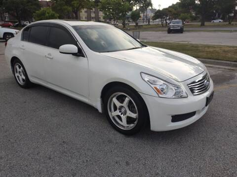 2008 Infiniti G35 for sale at Sphinx Auto Sales LLC in Milwaukee WI