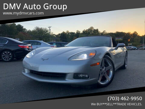 2005 Chevrolet Corvette for sale at DMV Auto Group in Falls Church VA