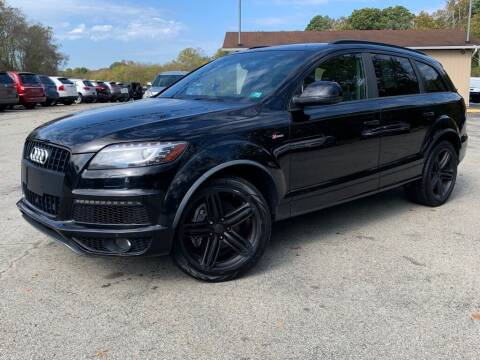 2015 Audi Q7 for sale at Elite Motors in Uniontown PA