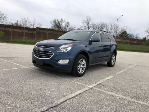 2017 Chevrolet Equinox for sale at Trans Auto in Milwaukee WI
