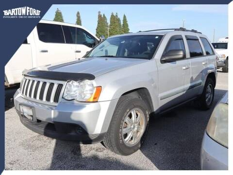 2008 Jeep Grand Cherokee for sale at BARTOW FORD CO. in Bartow FL