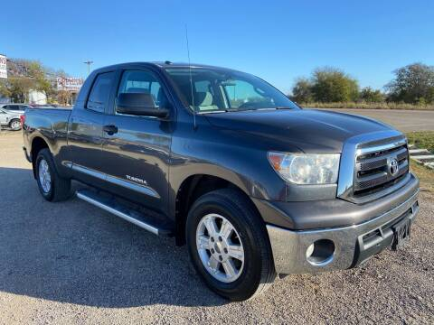 2012 Toyota Tundra for sale at Collins Auto Sales in Waco TX