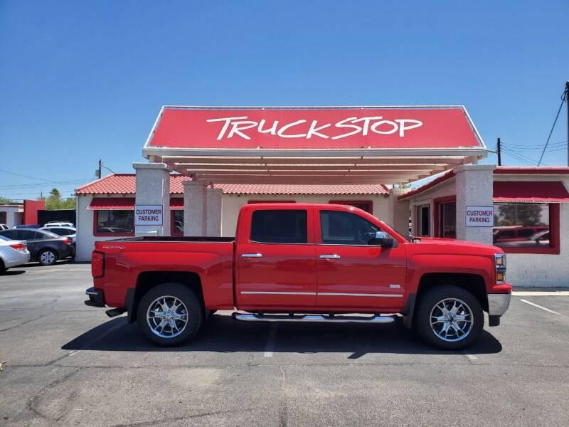 2014 Chevrolet Silverado 1500 for sale at TRUCK STOP INC in Tucson AZ