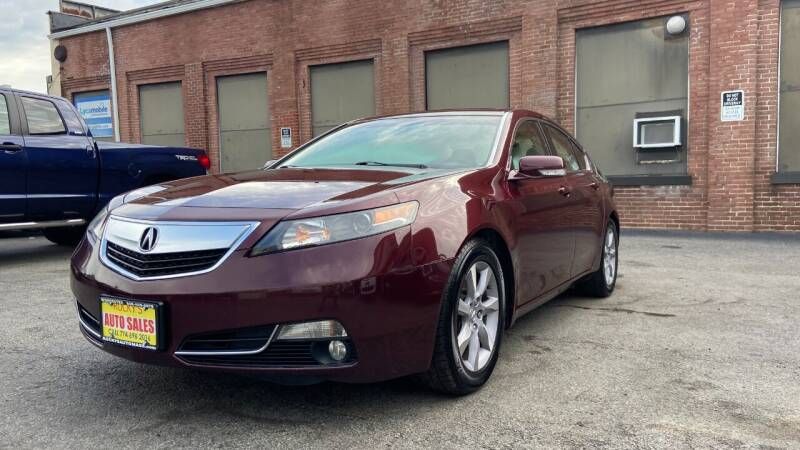 2013 Acura TL for sale at Rocky's Auto Sales in Worcester MA