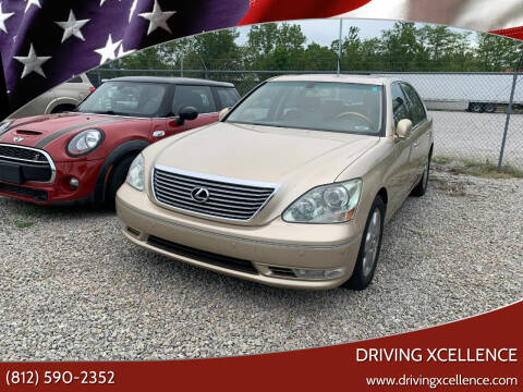 2005 Lexus LS 430 for sale at Driving Xcellence in Jeffersonville IN