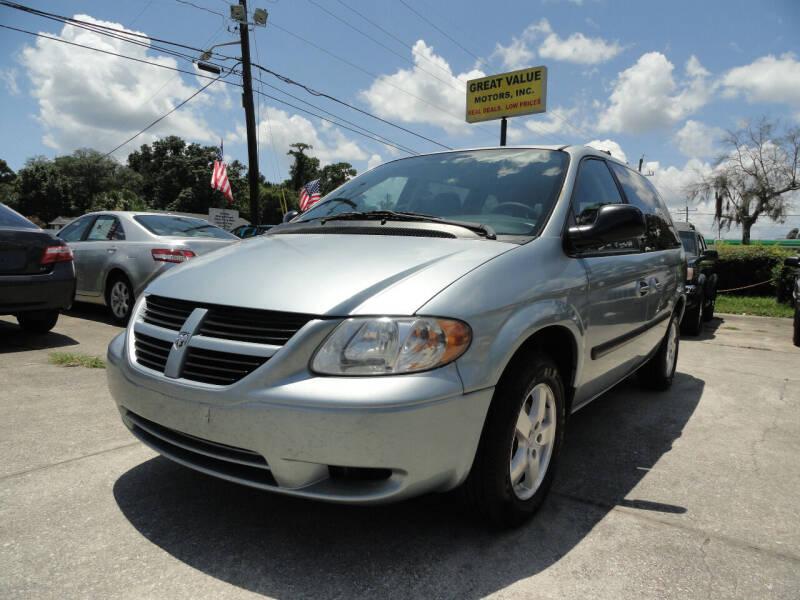 2006 Dodge Caravan for sale in Jacksonville, FL