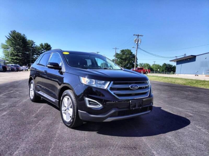 2018 Ford Edge for sale in Princeton, IL