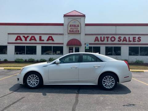 2010 Cadillac CTS for sale at Ayala Auto Sales in Aurora IL
