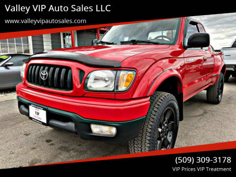 2001 Toyota Tacoma for sale at Valley VIP Auto Sales LLC in Spokane Valley WA