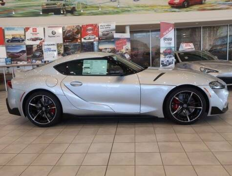 2021 Toyota GR Supra for sale at CU Carfinders in Norcross GA