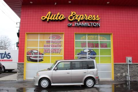 2006 Scion xB for sale at AUTO EXPRESS OF HAMILTON LLC in Hamilton OH