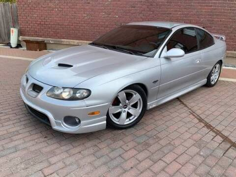 2006 Pontiac GTO for sale at Euroasian Auto Inc in Wichita KS