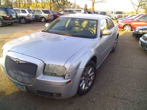 2007 Chrysler 300 for sale at Continental Auto Sales in White Bear Lake MN
