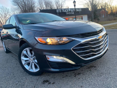 2019 Chevrolet Malibu for sale at Rite Track Auto Sales in Canton MI
