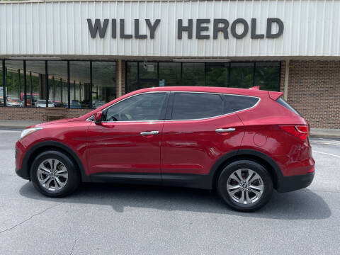 2016 Hyundai Santa Fe Sport for sale at Willy Herold Automotive in Columbus GA