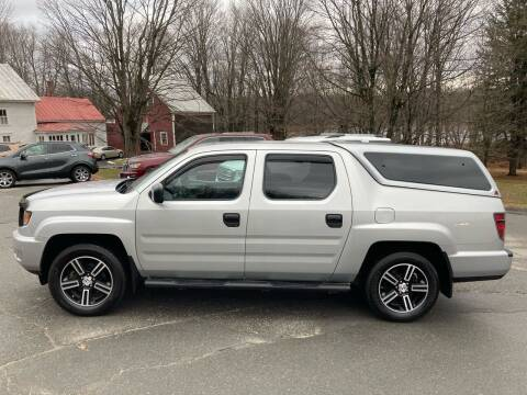 2014 Honda Ridgeline for sale at MICHAEL MOTORS in Farmington ME