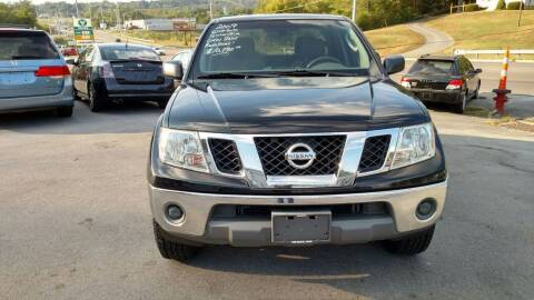 2009 Nissan Frontier for sale at DISCOUNT AUTO SALES in Johnson City TN
