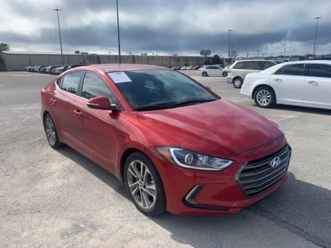 2018 Hyundai Elantra for sale at Allen Turner Hyundai in Pensacola FL
