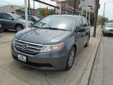 2011 Honda Odyssey for sale at CAR CENTER INC in Chicago IL