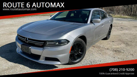 2015 Dodge Charger for sale at ROUTE 6 AUTOMAX in Markham IL