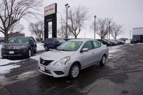 2019 Nissan Versa for sale at Ideal Wheels in Sioux City IA