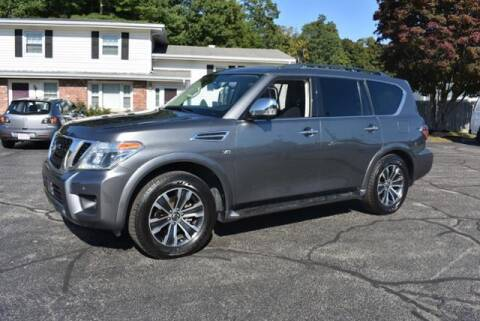 2020 Nissan Armada for sale at AUTO ETC. in Hanover MA