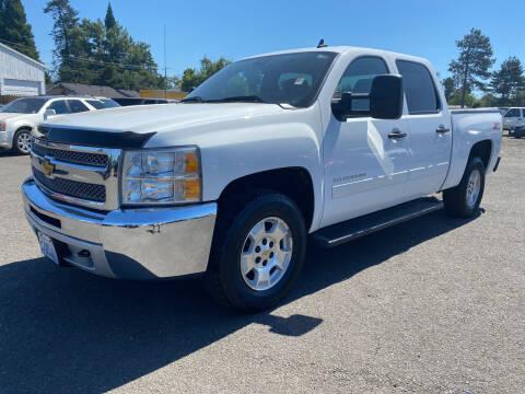 2012 Chevrolet Silverado 1500 for sale at Universal Auto Inc in Salem OR