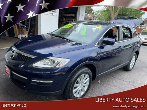 2007 Mazda CX-9 for sale at Liberty Auto Sales in Elgin IL