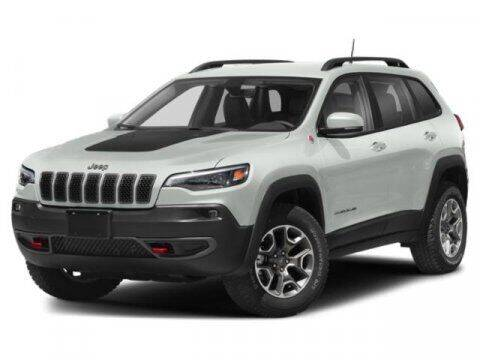2019 Jeep Cherokee for sale at BEAMAN TOYOTA in Nashville TN