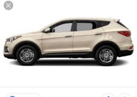 2018 Hyundai Santa Fe for sale at Primary Motors Inc in Commack NY