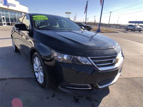 2018 Chevrolet Impala for sale at Show Me Auto Mall in Harrisonville MO