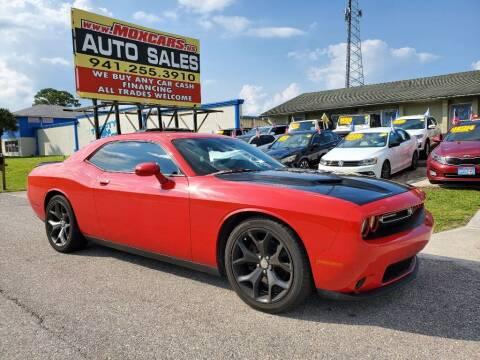 2015 Dodge Challenger for sale at Mox Motors in Port Charlotte FL