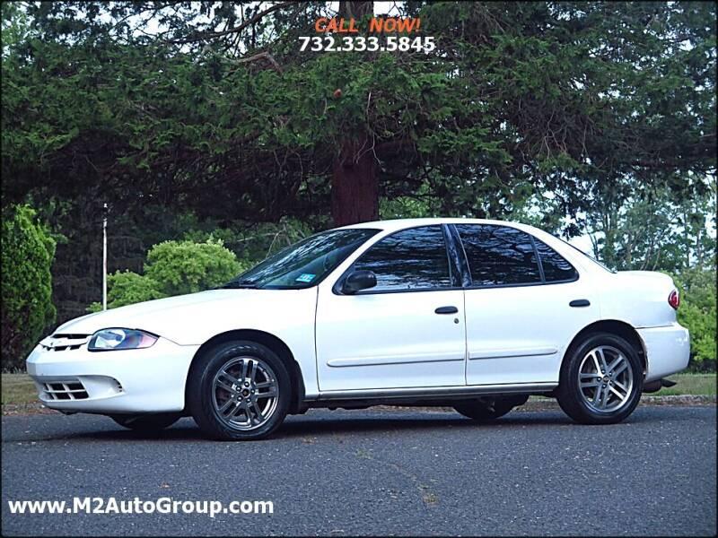 2004 Chevrolet Cavalier for sale at M2 Auto Group Llc. EAST BRUNSWICK in East Brunswick NJ