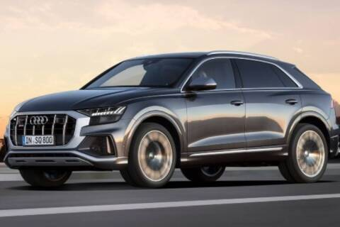 2022 Audi Q8 for sale at Diamante Leasing in Brooklyn NY