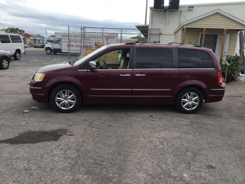 2008 Chrysler Town and Country for sale at Second 2 None Auto Center in Naples FL