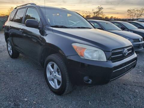 2007 Toyota RAV4 for sale at M & M Auto Brokers in Chantilly VA