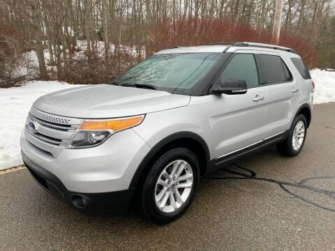 2011 Ford Explorer for sale at Padula Auto Sales in Braintree MA
