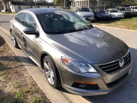 2011 Volkswagen CC for sale at Castagna Auto Sales LLC in Saint Augustine FL