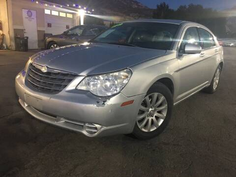 2010 Chrysler Sebring for sale at PLANET AUTO SALES in Lindon UT