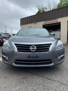 2014 Nissan Altima for sale at Luxury Unlimited Auto Sales Inc. in Trevose PA