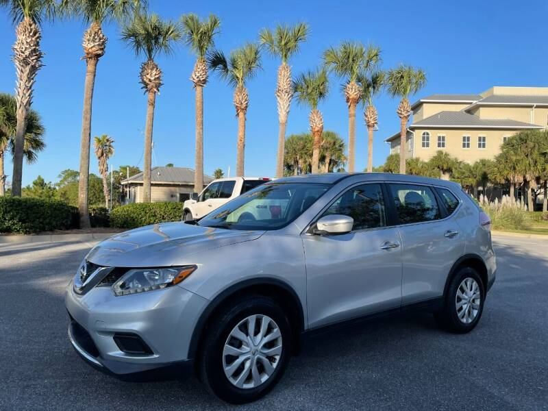 2014 Nissan Rogue for sale at Gulf Financial Solutions Inc DBA GFS Autos in Panama City Beach FL
