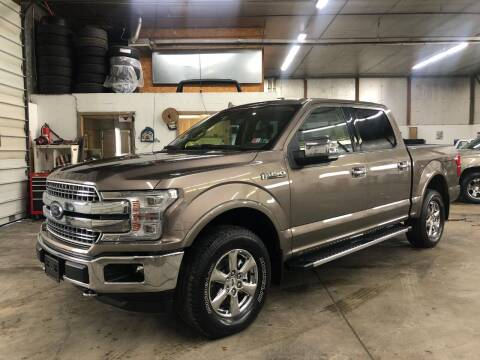 2018 Ford F-150 for sale at T James Motorsports in Gibsonia PA