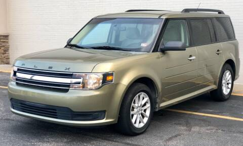 2013 Ford Flex for sale at Carland Auto Sales INC. in Portsmouth VA
